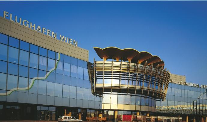 Winter transport - letiště Vídeň